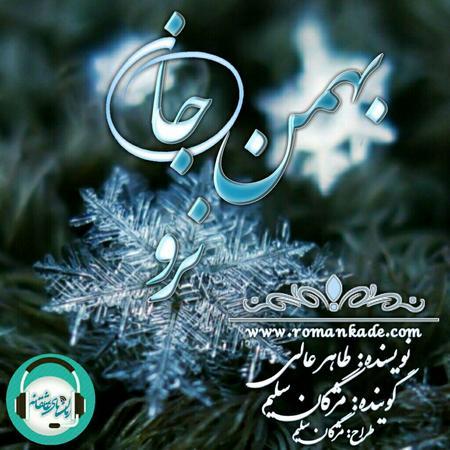 دکلمه صوتی بهمن جان نرو