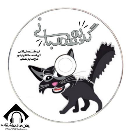 قصه صوتی کودکانه گربه عصبانی