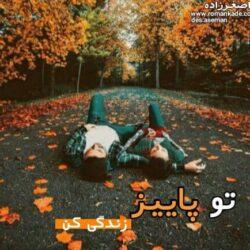 رمان تو پاییز زندگی کن